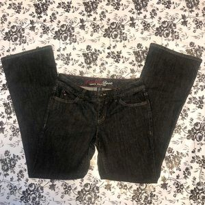 Tommy Hilfiger Freedom Boot Jeans Size 6R